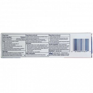 Crest, Pro Health, Advanced Fluoride Toothpaste, Gum Protection, 5.1 oz (144 g)