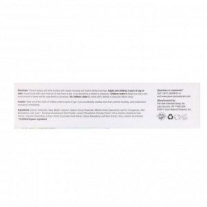 Jason Natural, Sea Fresh, Deep Sea Spearmint, укрепляющая зубная паста, вкус мяты, 170 г (6 унций)