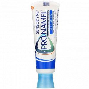 Sensodyne, ProNamel, зубная паста «Комплексное действие», освежающая мята, 113 г