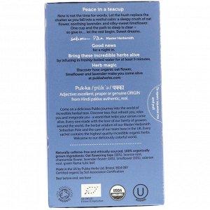 Pukka Herbs, Night Time Tea, 20 Herbal Tea Sachets 0.03 oz (1 g)