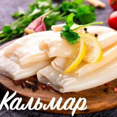 Океан вкуса! Икра! Рыбные стейки! Фарш нерки!  — Камчатский кальмар! Заморожено в море! — Свежие и замороженные