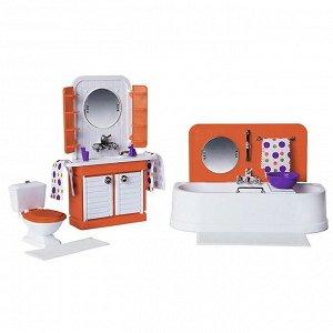 Ванная комната «Конфетти», цвета МИКС