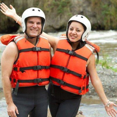 61*Товары для спорта, туризма и путешествий* — Спасательные жилеты взрослые и детские! — Туризм и активный отдых
