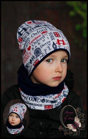 Комплект для мальчика хлопковый «Oxford»