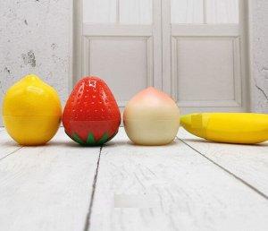 Крем для рук в виде сочных фруктов