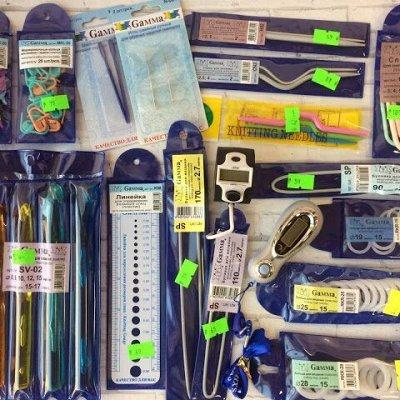 Все для творчества и рукоделия в наличии! Быстрая доставка. — Инструменты для вязания — Спицы и крючки