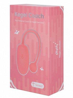 Тренажер Кегеля MAGIC KEGEL COACH (синхронизируется со смартфоном)
