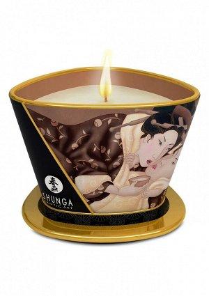 Свеча-массажное масло Excitation (пьянящий шоколад) 170 мл