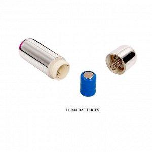 Клиторальный  вибростимулятор на резинках для фиксации Love Rider