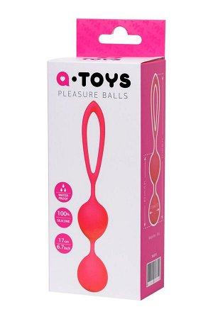 Силиконовые шарики со смещенным центром тяжести A-Toys