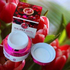 Питательный крем с витаминами Real Vita 8 complex Pro Brught Up cream
