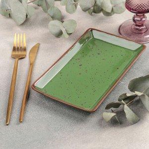 Блюдо Punto verde, 12?20,5 см