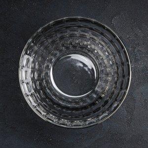 Салатник «Серпантин», 1,75 л, золото
