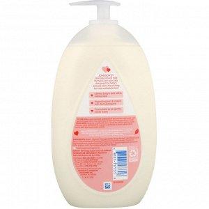 Johnson & Johnson, Skin Nourish, Sweet Apple Lotion, 16.9 fl oz (500 ml)