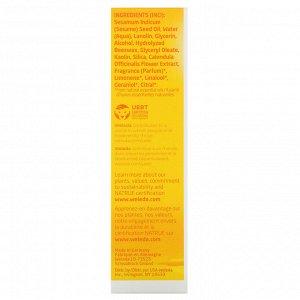 Weleda, Baby, Nourishing Body Cream, Calendula Extracts, 2.5 fl oz (75 ml)