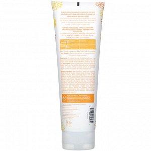 The Honest Company, Everyday Gentle, Face + Body Lotion, Sweet Orange Vanilla, 8.5 fl oz (250 ml)