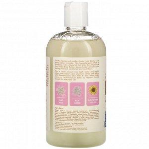 SheaMoisture, Baby Extra Comforting Wash & Shampoo, Oat Milk & Rice Water, 13 fl oz (384 ml)
