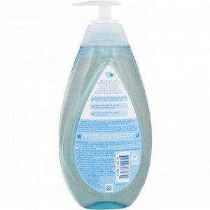 Johnson & Johnson, Baby Bubble Bath, 16.9 fl oz (500 ml)