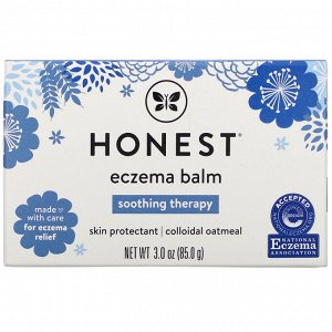 The Honest Company, Soothing Therapy Eczema Balm, 3.0 oz (85.0 g)