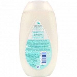Johnson & Johnson, Cottontouch, Newborn Face & Body Lotion, 13.6 fl oz (400 ml)