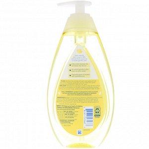 Johnson & Johnson, Head-To-Toe, Wash & Shampoo, 16.9 fl oz (500 ml)