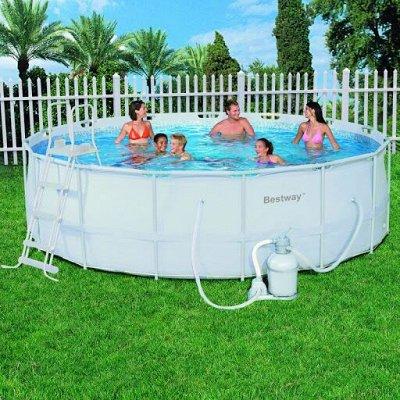 4 Готовимся к летнему сезону заранее!Аксессуары для бассейна — Каркасные бассейны! Новое поступление! — Туризм и активный отдых