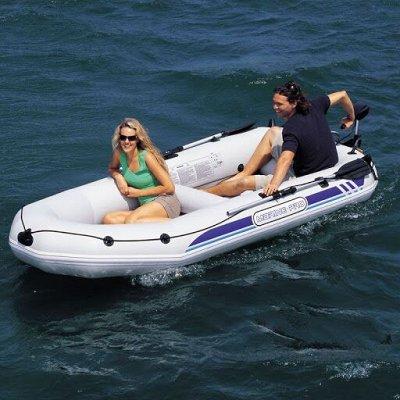 61*Товары для спорта, туризма и путешествий* — Надувные лодки от 5990 рублей! — Все для рыбалки