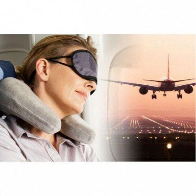 61*Товары для спорта, туризма и путешествий* — Самолетная подушка! Хит!! Актуально всегда! — Другое
