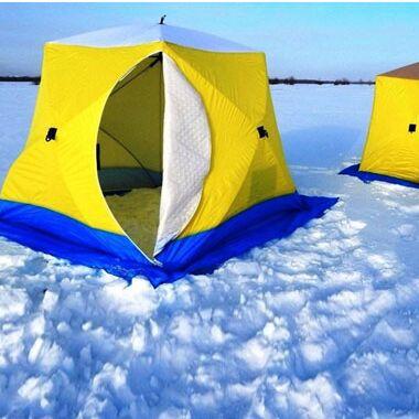 61*Товары для спорта, туризма и путешествий* — Палатки для зимней рыбалки и аксессуары от 150 рублей! — Палатки и тенты