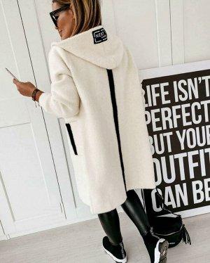 "Пальто Ткань альпака ""травка"" Длина 95см"