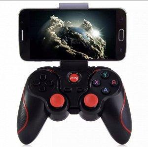 Игровой джойстик с держателем для телефона A8 Tomahawk (цвет синий)