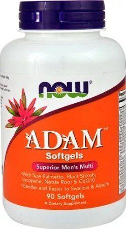 NOW ADAM Мультивитамины для мужчин