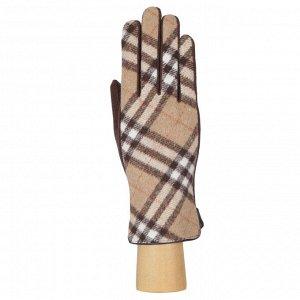 Перчатки женские, шерсть, FABRETTI TH2-2