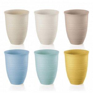 Набор из 6 стаканов Tierra 520 мл разноцветный