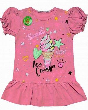 Туника для девочки Kiwi kids Артикул: UZ2334