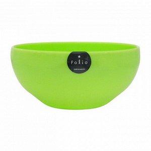 Салатник Фолио зеленый 12см