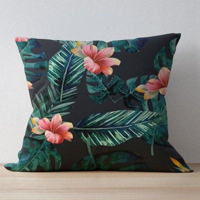 Шторы на любой вкус от простых до изысканных — Декоративные подушки. Чехлы для подушек — Подушки
