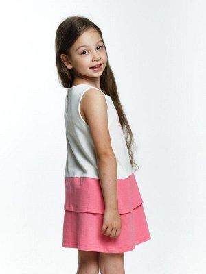 Платье (92-116см) UD 2963(2)розовый