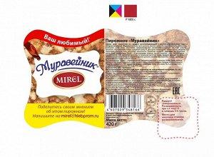 """Пирожное MIREL """"Муравейник"""". Хлебпром, 420 г"""