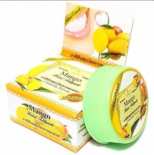 Зубная паста  манго Rochjana