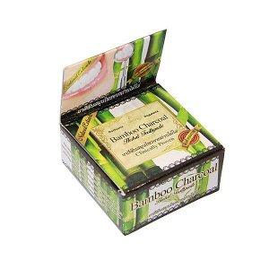 Зубная паста Рочана Бамбуковый Уголь 30 г / Rochjana Bamboo Charcoal Herbal Toothpaste 30 g