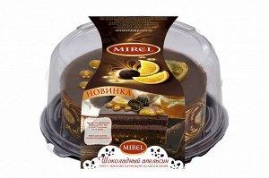 """Торт MIREL """"Шоколадный апельсин"""" Хлебпром, 850 г"""