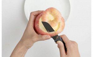 Набор ножей Xiaomi Huo Hou Fire Kitchen Steel Knife Set с подставкой