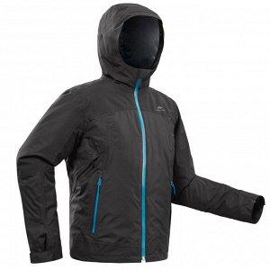 Куртка для мальч. для зимних походов водонепрониц. 3 в 1 8–14 лет SH500 X-WARM QUECHUA