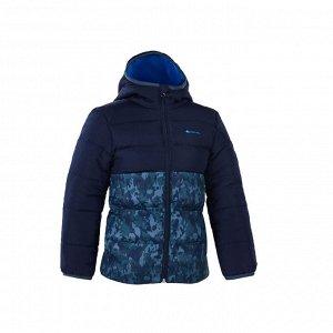 Куртка утепленная для мальчиков cn xwarm kid quechua