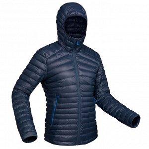 Пуховик для треккинга в горах с температурой комфорта –5°C мужской TREK 100 FORCLAZ