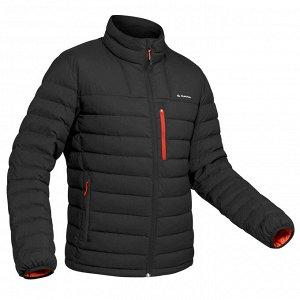 Пуховик для треккинга в горах с температурой комфорта –10°C мужской TREK 500 FORCLAZ