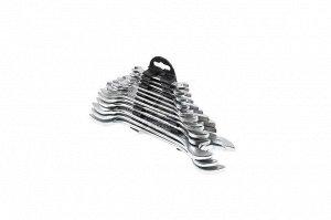 Набор рожковых гаечных ключей 12 шт
