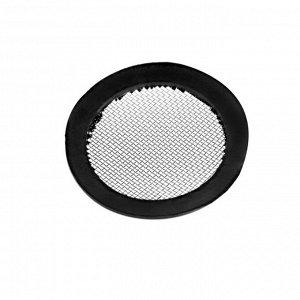 Воронка для ГСМ с сеткой, усиленная, диаметр 145 мм, высота 360 мм, съемный гибкий носик