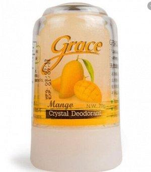 Дезодорант Кристалл Grace  Манго, 70 гр.